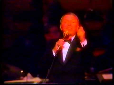 Frank Sinatra sang at the Re-Opening Concert of the Carnegie Hall