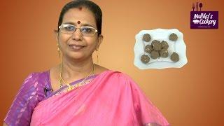 Ragi Kambu Laddu Recipe  Mallika Badrinath  Indian Dessert, Sweet Snack