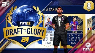 DRAFT TO GLORY! TOTY MESSI! #8 | FIFA 18 ULTIMATE TEAM