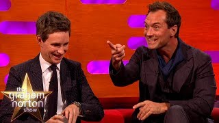 Jude Law Knows Some Real Dumbledore Secrets | The Graham Norton Show