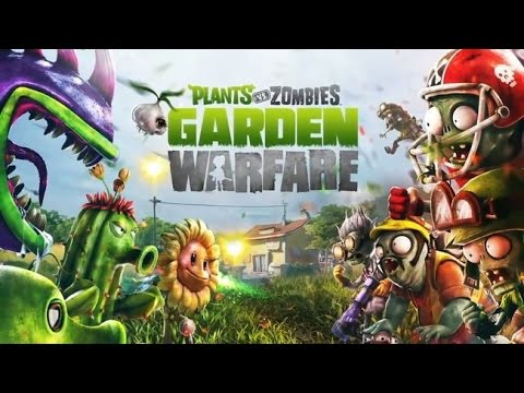 Probando Juego Loco Ps4 Plants Vs Zombies Garden Warfare