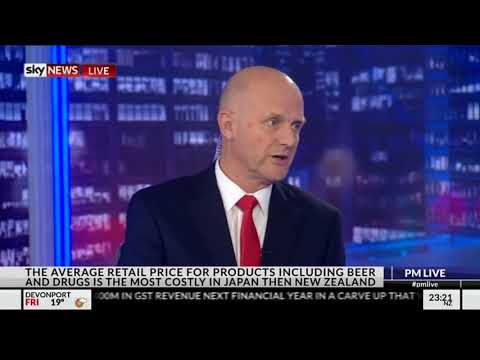 Senator Leyonhjelm Discusses Tobacco Taxes, Alcohol Taxes And Vaping Restrictions