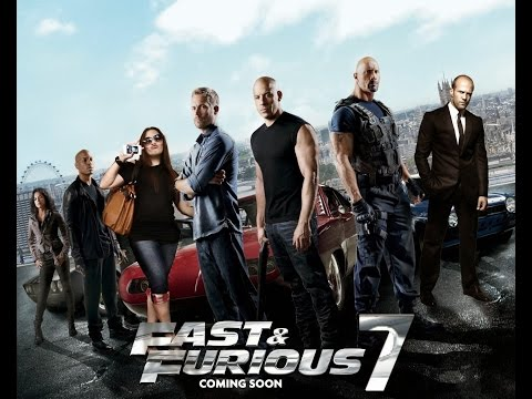 Furious 7 Trailer Soundtrack / Song