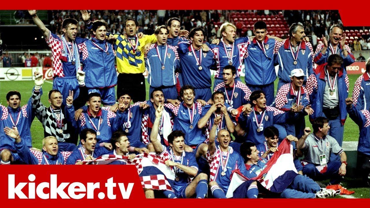 Kroatien 1998