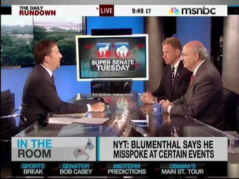 Richard Blumenthal Lies About Vietnam Service
