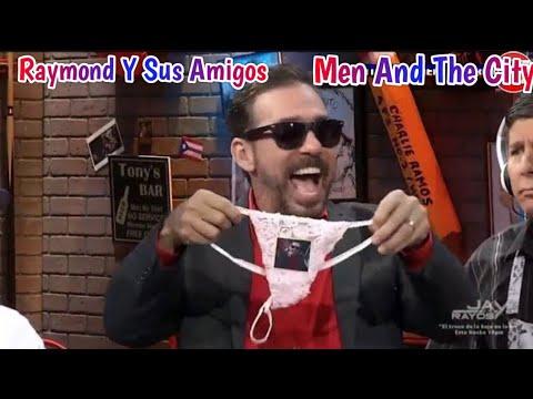 Raymond Y Sus Amigos Men And The City  Victor Manuel 20-nov-18