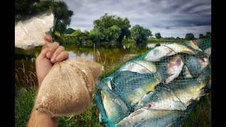 Эта бюджетная прикормка обловит кого угодно на рыбалке, супер прикормка своими руками, рыбалка 2020