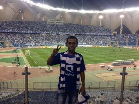 King fahad international stadium(p.1).Riyadh-saudi arabia