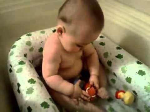 Bath Time 5 - YouTube