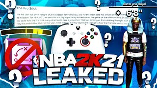 NBA 2K21 LEAKED BADGES, ARCHETYPES, DRIBBLING & SHOOTING! GAMEPLAY NEWS & DEMO CONFIRMED
