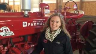 Michigan Woman is Young Ag Entrepreneur