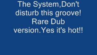 Rare Dub version of Don