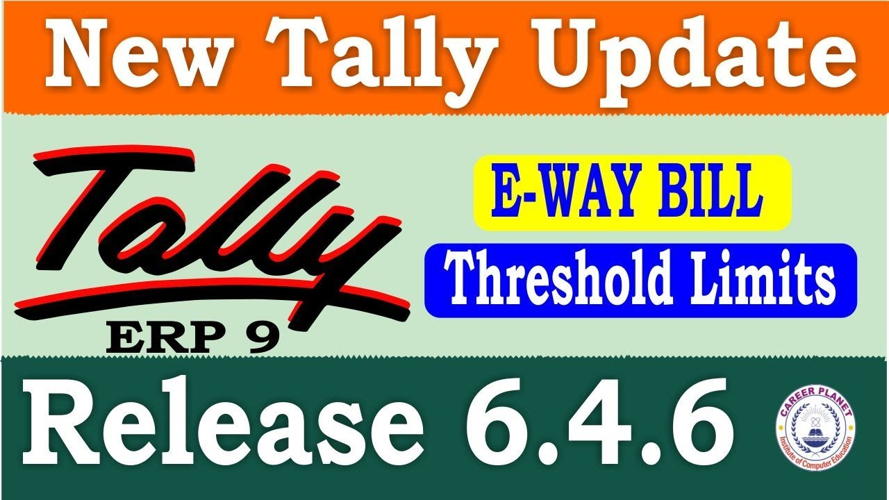 tally latest version pdf