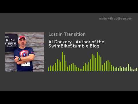 Al Dockery - Author of the SwimBikeStumble Blog
