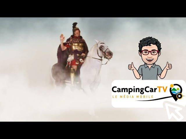 JT en Camping-Car N°87 - De l'anis, par Toutatis !!!