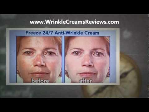 Freeze 24 7 facial cream