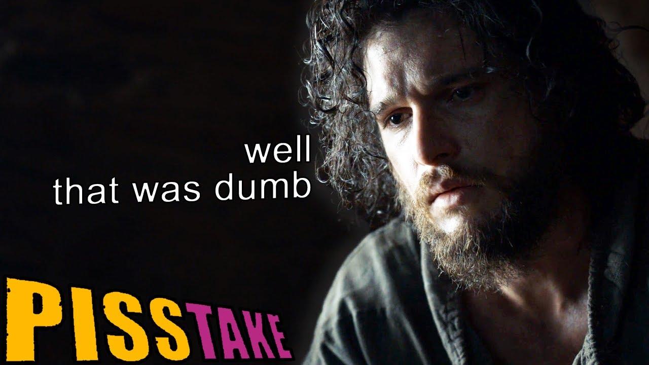 Download The Iron Throne | Game of Thrones Pisstake (Season 8 Episode 6)