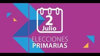 Servel Primarias Presidenciales 2017