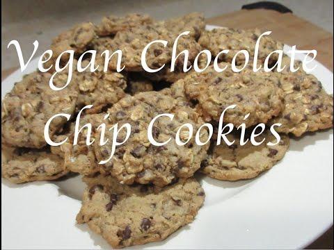 Homemade Vegan Gluten Free Cookies