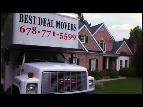 Best Deal Movers Packing and Storage Company in Alpharetta, GA