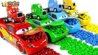 Kids game music   Learn Color with Toys Car