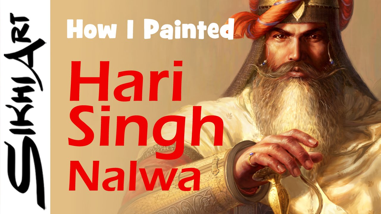 Episode 1 - Hari Singh Nalwa (Time Lapse + Commentary ...