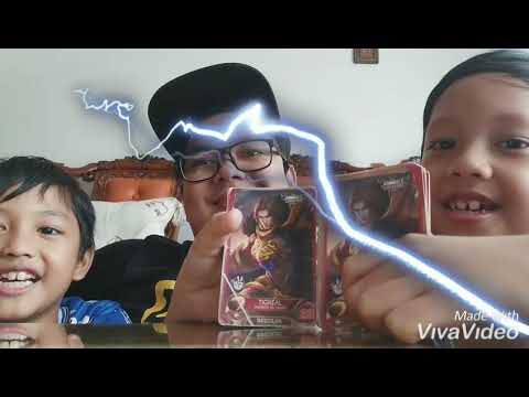 Lagu Mobile Legends, Versi Anak Kecil - TANGGUH SATRIA PUTRA