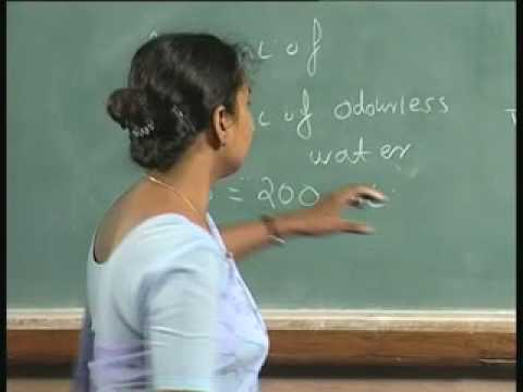 Lecture 5 Water and WasteWater  Characteristics