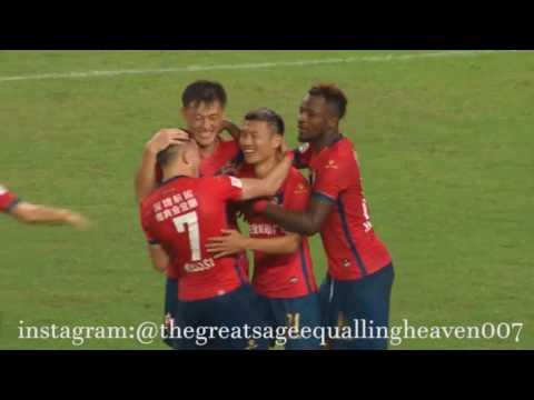 * Rossi's hightlight * Goal&Skills * 20170723 * Shenzhen FC 3-1 Meizhou *
