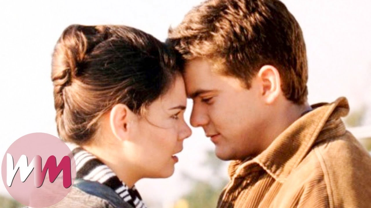 Top 10 Pacey & Joey Moments on Dawson's Creek