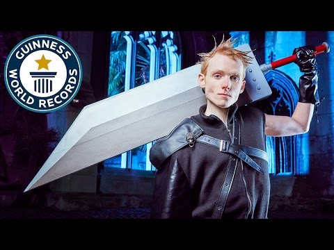 Fastest completion of Final Fantasy VII - Guinness World Records