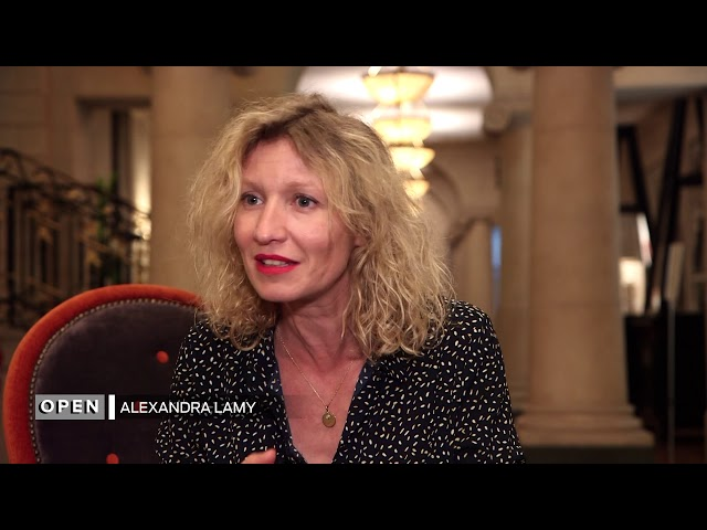 Open - Alexandra Lamy