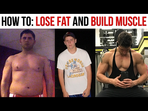 How To Build Muscle and Lose Fat At The Same Time Body Recomposition
