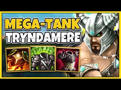 WTF?! THIS UNKILLABLE TANK TRYND BUILD IS BUSTED! IT'S GOT NO COUNTER! - League Of Legends