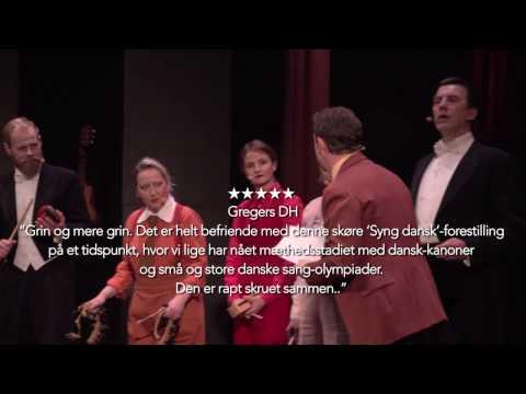 Syng Dansk – Teaser