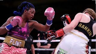 CLARESSA SHIELDS VS HANNA RANKIN FULL FIGHT