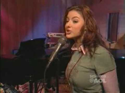 Stacie Orrico - Stuck Live AOL Sessions