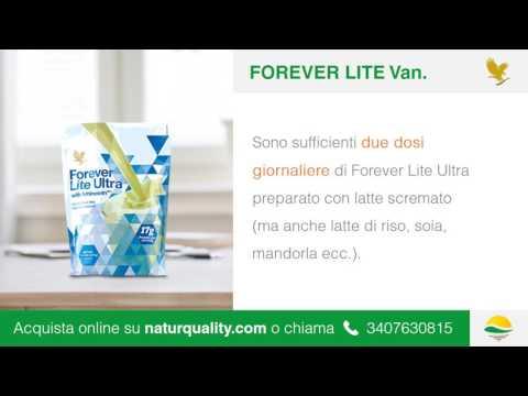 forever-lite-vaniglia---recensione---italiano