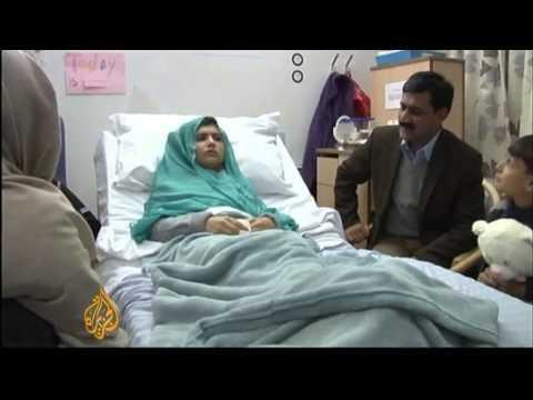 Pakistani teen shot by Taliban reunited with family thumbnail