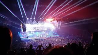 Bruno Mars - Locked Out of Heaven / Geneva Arena 14.06.17