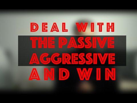 Passive Aggressive behavior vs Active Aggression in Relationships