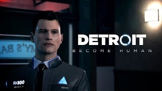 Detroit Become Human Gameplay Reveal Trailer