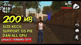 GTA SAN ANDREAS ANDROID SIZE KECIL SUPPORT ALL OSALL GPU