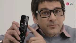 Explanatory Video - LG Magic Remote