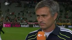 Mourinho über Khedira und Özil