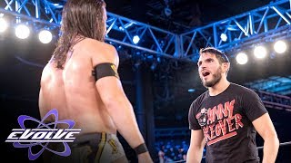 Baixar Johnny Gargano helps tip the scale in EVOLVE main event (WWE Network Exclusive)