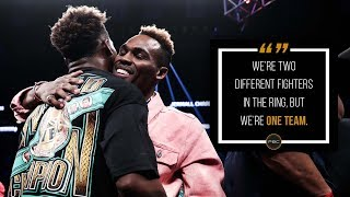 Jermell Charlo opens up about his relationship with twin brother Jermall