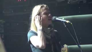 Anathema - A Natural Disaster (live in Minsk - 02.10.15)