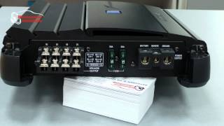 Усилитель Alpine MRX-F65(Обзор усилителя Alpine MRX-F65 от специалистов сети магазинов