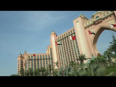 Tour in Palm Island – Dubai UAE